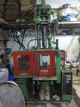 100 tons injection moulding machine(Vertical)