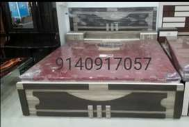 Pillow box double bed brand New