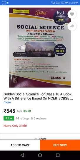 Golden science class 10 text book