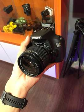 Canon 1200D lensa kit