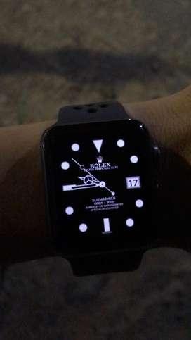 Jasa ganti tampilan apple watch jadi keren