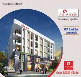 3 BHK Apartment Near Thiruvankulam