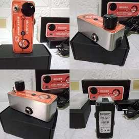 Mooer baby bomb power amp