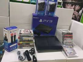 PlayStation 3 Console in mint condition with all accessories