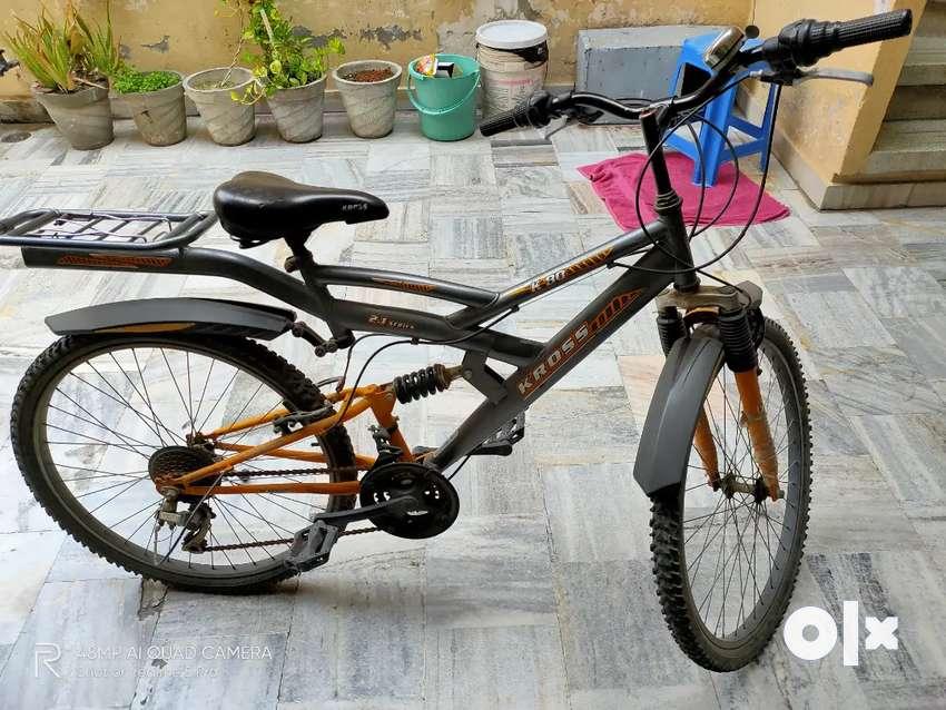 Kross k80 bicycle 0