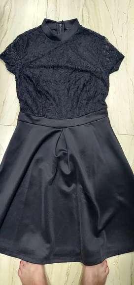 Women Western short dress
