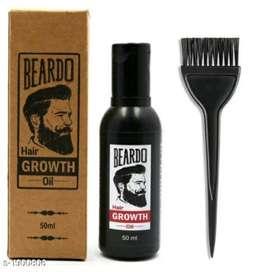 Beardo beard growth oil with brush