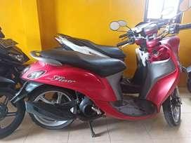 IKHSAN MOTOR DIJUAL YAMAHA FINO PEMAKAIAN 2019