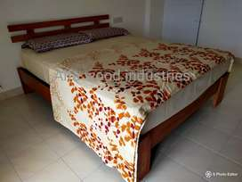 New wooden cot available factory direct