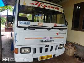 Mahindra Tourister Mini Bus