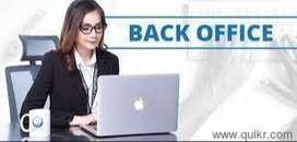 female required for back end office