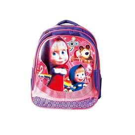 Tas Sekolah Anak Masya And The Bear