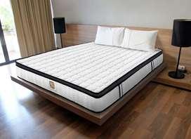 Exchange your old mattress to brand new luxury spring mattress
