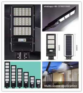 COD all Pakistan of 25w to 220w solar led streetlight integrated ip65