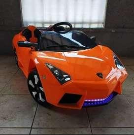 Mobil Mainan Anak Aki / Mobil Mainan Lamborghini / Merk PMB Lambrado