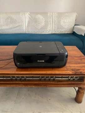 Canon PIXMA MP287, Model No. K10355, Black