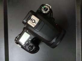 Canon EOS  77D urgent saling camra