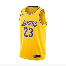 Nike Lakers Icon Edition LeBron James Swingman Jersey - ORIGINAL