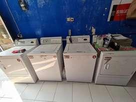 Paket peralatan dan perlengkapan laundry Second/bekas