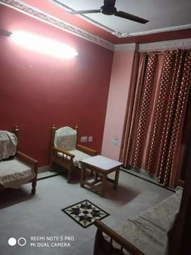 Two Room Set Semi Furnished in Sec -12