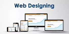 Create your website 1000rs | Cyberfinix