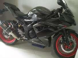 Jual cepat ninja 250 cc sl