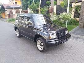 Suzuki escudo 1.6 manual 2000 unit istimewa
