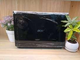 LAPTOP BEKAS, SECOND ACER SPEK CORE I7 HDD 750GB