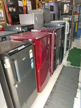 Used Fridges & washing machine  with warranty