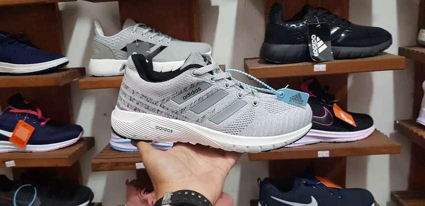 Sepatu import pria adidas dan nike 0