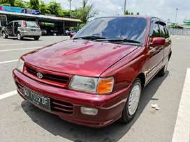 Toyota Starlet Turbo Look 1996 Antikan!! Istimewa!!
