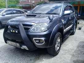 fortuner V 4x4  bensin  2006