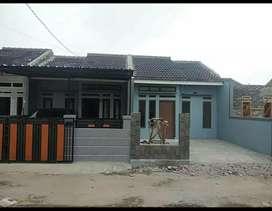 Rumah baru minimalis dan tertata rapih