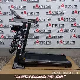 Alat Fitness Treadmill Electrik MG/34 - Kunjungi Toko Kami