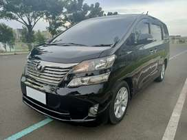 Vellfire V At 2009 Good Condition
