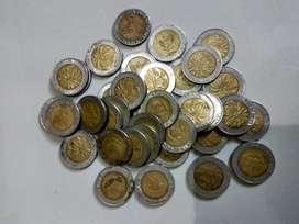 Uang logam jadul
