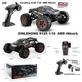 RC Car XinLeHong 9125 4WD RC Car 1:10 Full Proposional