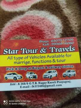 Swift dzire available for wedding function tour outstation service