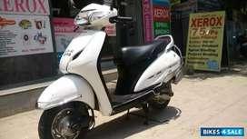 Honda activa single use