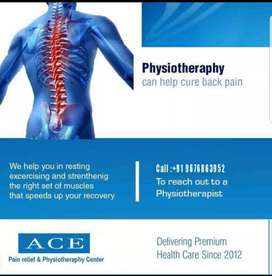 Physiotherapist available