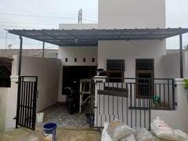 Disewakan rumah baru di Puri harapan Bekasi