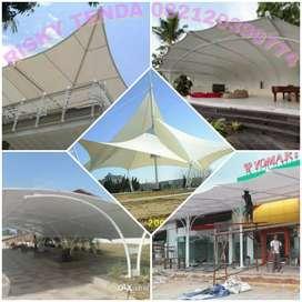 Rizqy tenda, membrane tenda top bandung