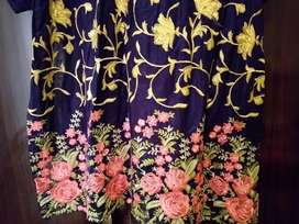 Nicely embroided beautiful shirt for sale