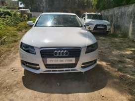 Audi A4 2.0 TDI (143bhp), 2011, Diesel