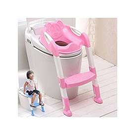 Baby Potty Training Toilet Chair Seat Step Ladder