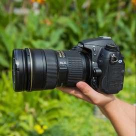 Full Camera only body