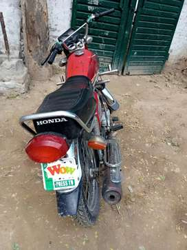 Honda CG 125 Good condition just call and buy