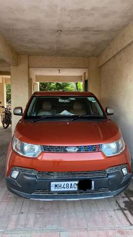 Mahindra KUV 100 2016 Diesel Well Maintained