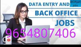 New Openings for fresher's only women as computer Operator from home