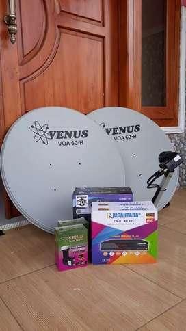 Grosiran Parabola paling lengkap pilihan chanelnya gratis selamanya